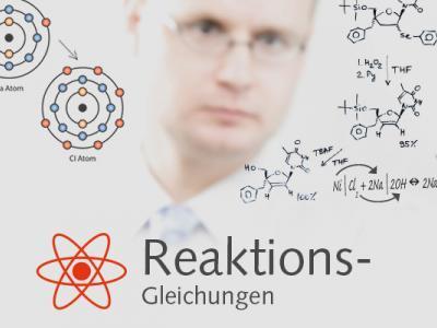 Reaktionsgleichungen